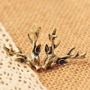 🦌 New list! 🦌 Deer earrings