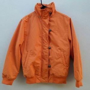 Pierre Balmain Orange Jacket