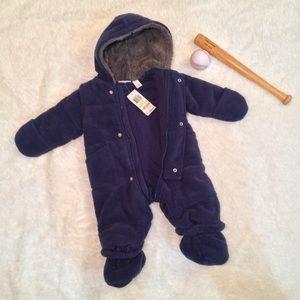Other - Baby Boy Winter Onesie NEW