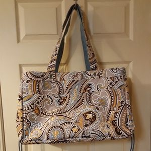 Thirty One Deluxe Large Utility Tote