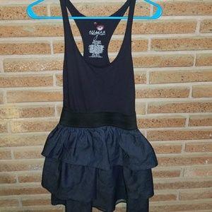 Miley Cyrus Max Azria dress