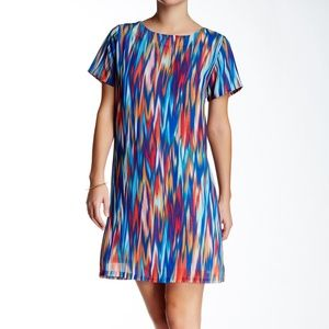 Felicity and Coco Woven Shift Dress