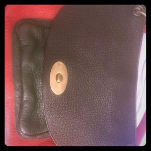 NEW Maurizio Taiuti Genuine Leather Handbag