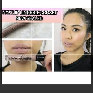 💄🆕NYX LIP LINGERIE IN CORSET NEW SEALED 🆕💄