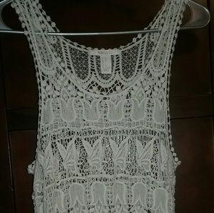 Long Lace Dress/Top!📷