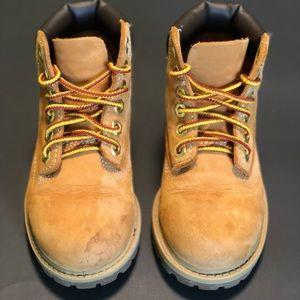 Boys TIMBERLAND BOOTS Size 9