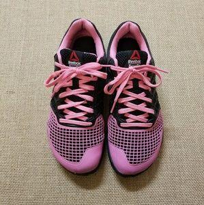 Reebok CrossFit Nano 4.0 Athletic Gym Sneakers