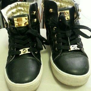 Girls size 13 Michael Kors shoes