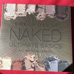 NWT Urban Decay Naked Ultimate Basics Palette