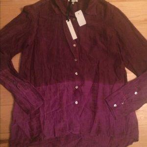 New with tags Buffalo David Bitton shirt sz small