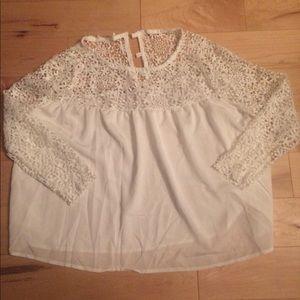 Gorgeous shirt size large