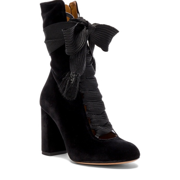 a27a23f3c7 Chloe Harper lace up boots