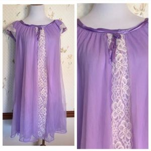 Vintage Valley of the Dolls Nightgown