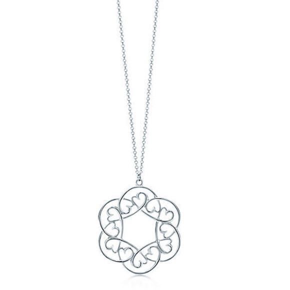 Tiffany co jewelry tiffany paloma picasso loving heart swirl tiffany paloma picasso loving heart swirl pendant aloadofball Gallery