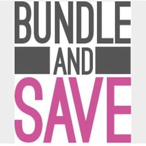Bundle & Save with a Private Discount!