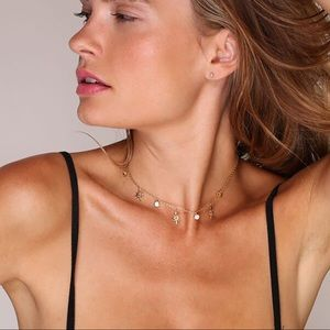 Jules Smith Morning Star Choker OP $55
