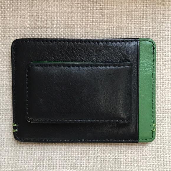 Lodis Bags - LODIS Leather Money Clip