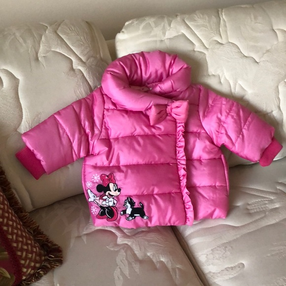 def70420c DISNEY BABY Jackets & Coats | Super Cute Infant Disney Minnie Mouse ...