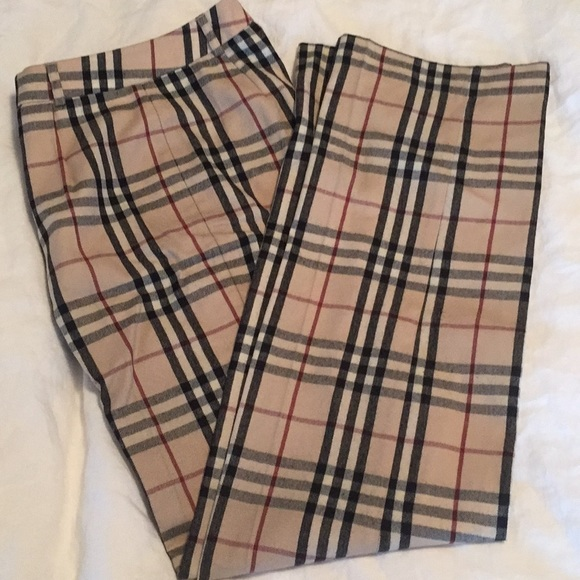 40753af0d0d88b Burberry Pants | S Vintage Check Dress | Poshmark