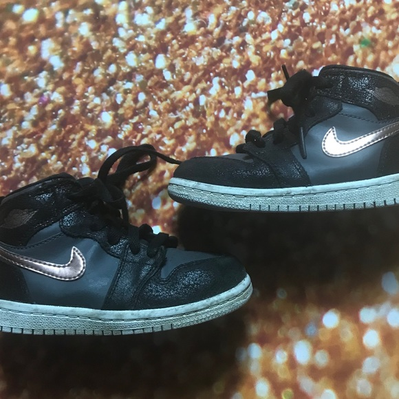 Toddler girls Nike Air Jordan 1 retro high 8