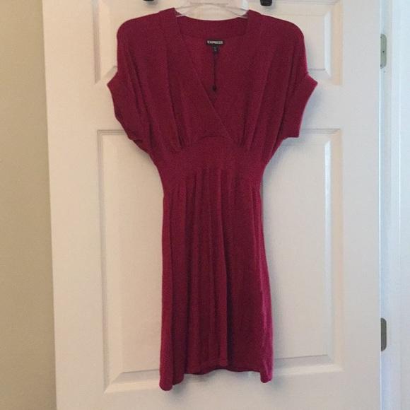 Express Dresses & Skirts - NWT Express Sweater Dress XS