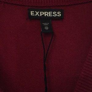 Express Dresses - NWT Express Sweater Dress XS
