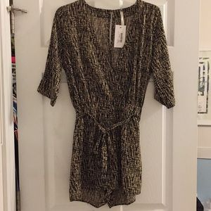 Brand new with tags romper from Madison