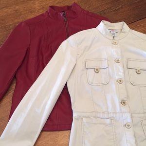 Jackets & Blazers - 2 Misses Jackets!