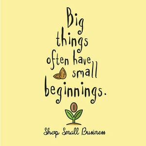 Other - Thank you! Shop & Support Small Business!