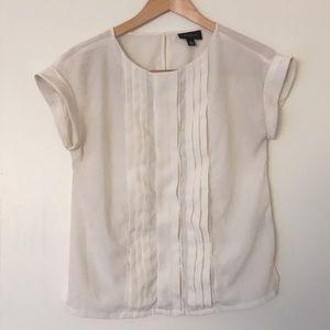 Jason Wu for Target cream blouse