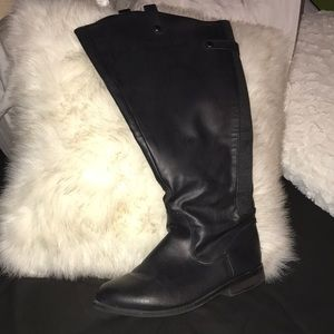 Lane Bryant Knee Riding Boot