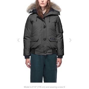 Canada Goose Jackets & Coats - Canada Goose Chilliwack Bomber in Brown