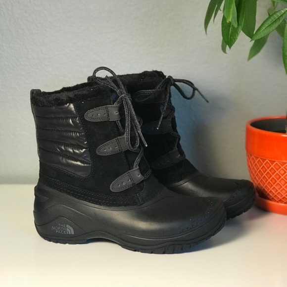 8328eaa02 The North Face Shellista II Shorty Boots NWT