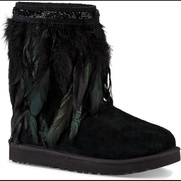 a7a4014b571 Classic Water Resistant Short Peacock Boot sz9 NWT NWT