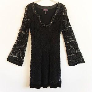 Hale Bob Crochet Dress