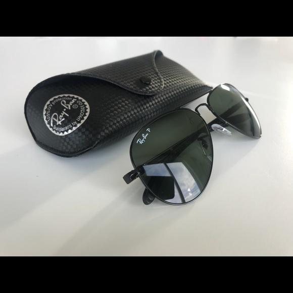 85f9a8c62c Ray Ban Sunglasses RB 8307 002 n5 Polarized. M 5a19ae444e8d17ad92018a24
