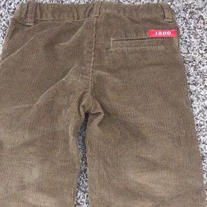 Izod boys pants