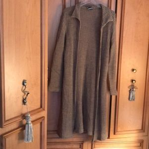 Sweaters - Long Sweater Coat