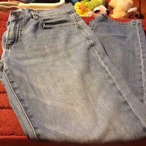 Jeans by Joe Fresh size 8