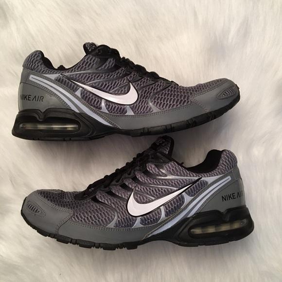 4f27cac447 Nike Air Max Torch 4 Running Shoes Gray Grey EUC. M_5a19b3733c6f9f142b01a3fd