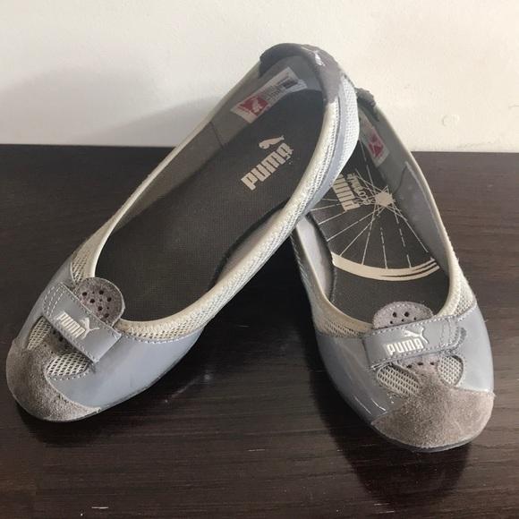 "Puma ballet flats ""Zandy"" Women s Size 6 f8034aca9"