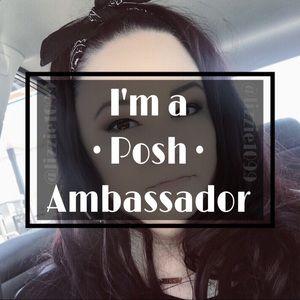 Other - 🖤🖤🖤I'm a Posh Ambassador!!!! 🖤🖤🖤