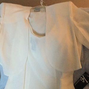 Dresses & Skirts - NWT sleeveless dress with bolero jacket