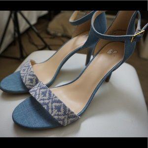 BP kitten heels Size 9.5 from Nordstrom never worn
