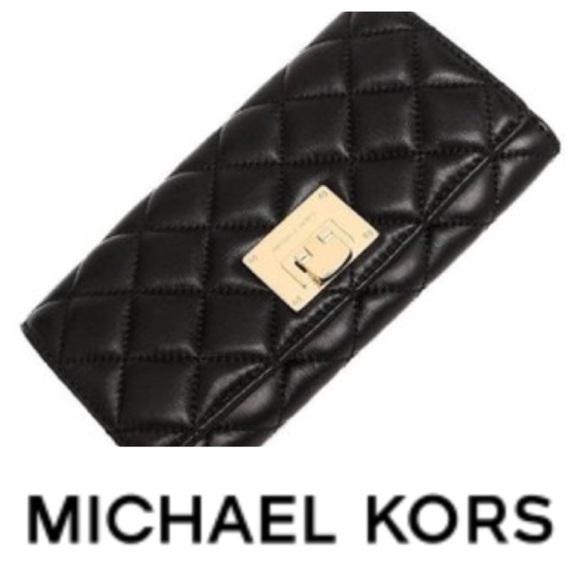 268c990d92159a Michael Kors Astrid Carry All Wallet MSRP 198. M_5a19c6274127d0895101fa3d