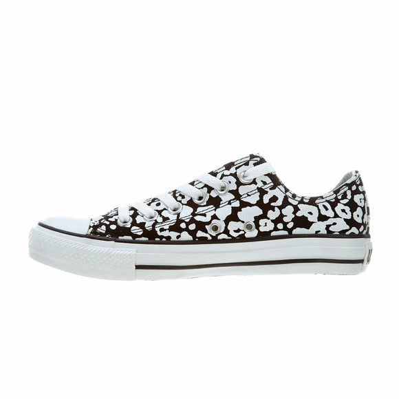 367139ea46fdc5 Converse All Star CT Animal Print OX size 9 NEW -