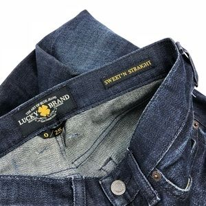 Lucky Brand Jeans - Lucky Brand Jeans Sweet n Straight