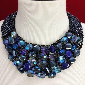 Beverly Glen Statement Collar Necklace