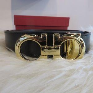 Reversible and Adjustable Belt
