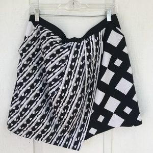 Peter Pilotto for Target pattern skirt!